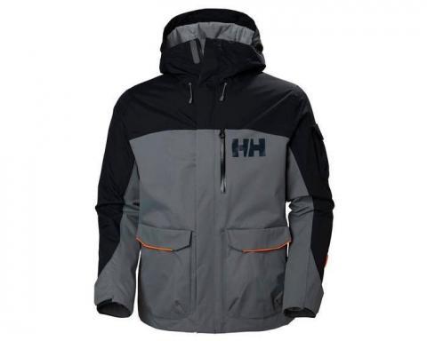 Helly Hansen Men's Fernie 2.0 Insulated Snow Jacket, Grey/LGY