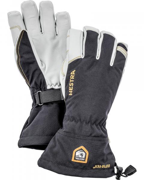 Hestra Men's Army Leather GORe-TeX Ski Gloves