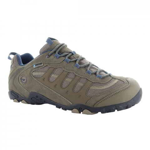 Hi-Tec Mens Penrith Low Waterproof Walking Shoe