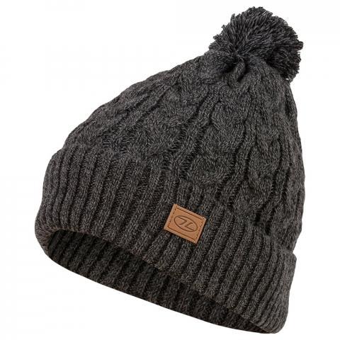 Highlander Beira Fleece Lined Bobble Hat