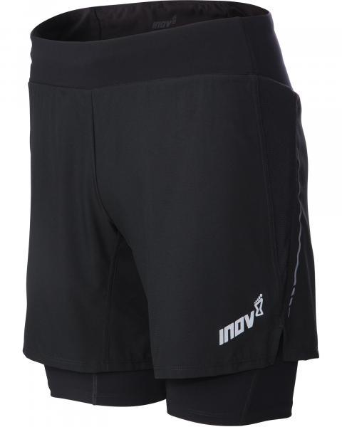 Inov-8 Men's Race elite 7 Twin Shorts