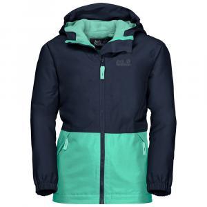 Jack Wolfskin Kids Snowy Days Waterproof Jacket