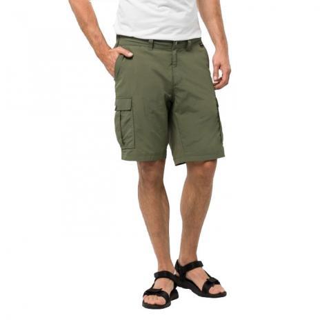 Jack Wolfskin Mens Canyon Cargo Shorts