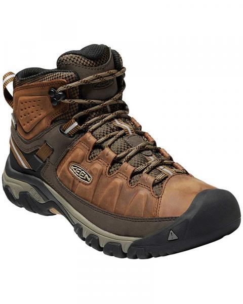 Keen Men's Targhee III Mid Waterproof Walking Boots