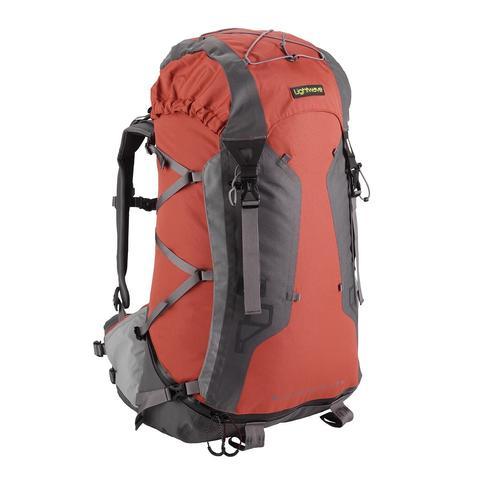 Lightwave | Wildtrek 55 Womens Rucksack | Hiking Backpack | Red