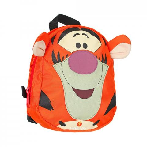 LittleLife Disney Toddler Backpack with Rein (1.5L)