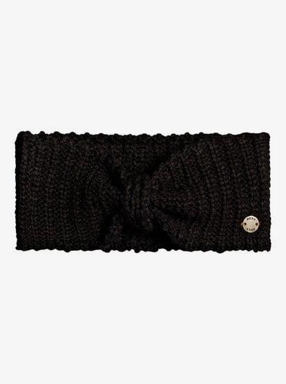Love Today - Knitted Headband - Black - Roxy