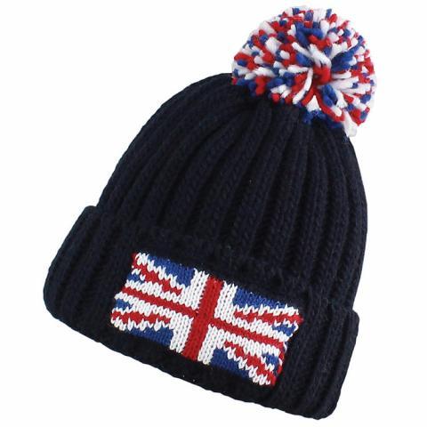 Manbi Knitted Flag Hat