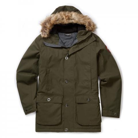 Men's Zarho Parka (Forest)