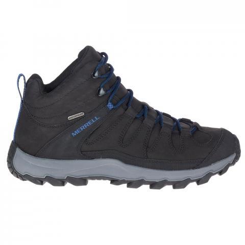 Merrell Mens Ontonagon Peak Waterproof Hiking Boots