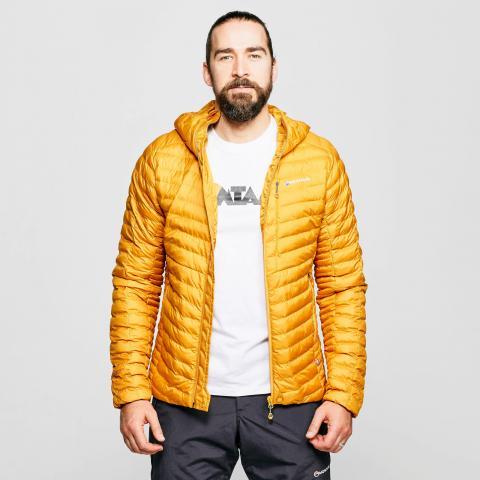 Montane Men's Icarus Jacket, Yellow/Yellow