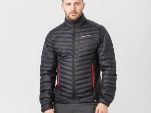 Montane Men's Icarus Micro Jacket, BLACK-RED/BLK