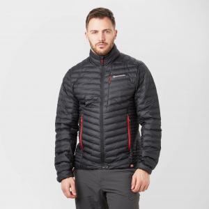 Montane Men's Icarus Micro Jacket, BLACK-RED/BLK