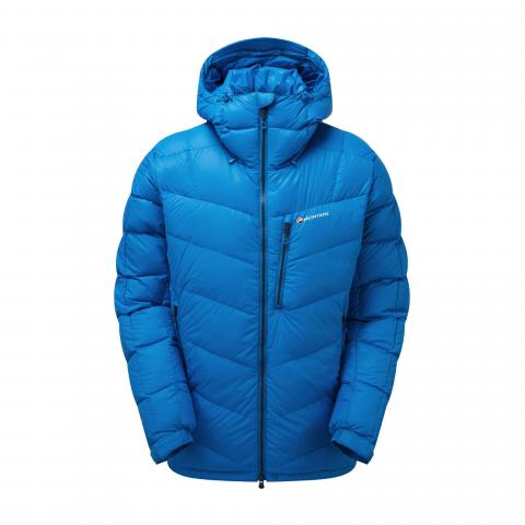 Montane Men's Jagged Ice Down Insulated Jacket, Blue/JACKET