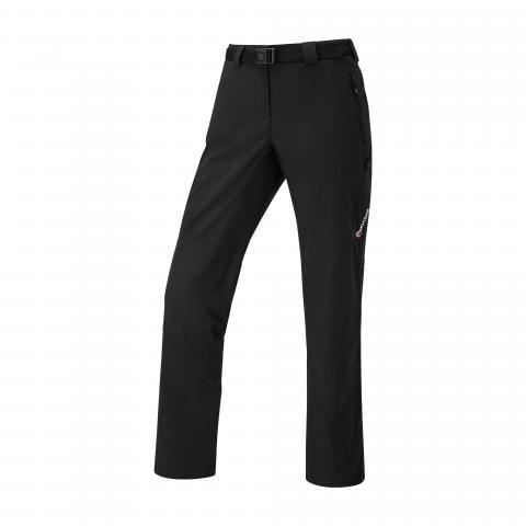 Montane Women's Terra Ridge Pants, BLACK