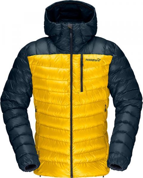 Norrona Men's Lyngen Down Hood Ski Jacket