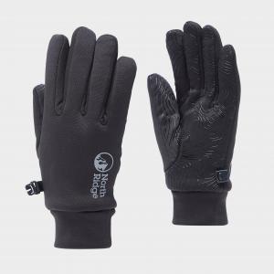 North Ridge Women's Insulated Grip Glove - Black/Blk, Black/BLK