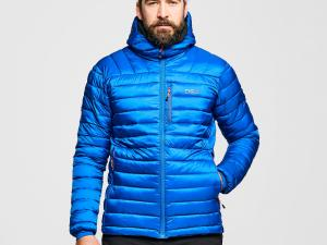 OEX Men's Idris Insulated Jacket, Blue/JACKET