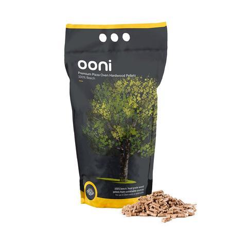 Ooni | Ooni Hardwood Pellets (3 kg) | Hardwood Pellets