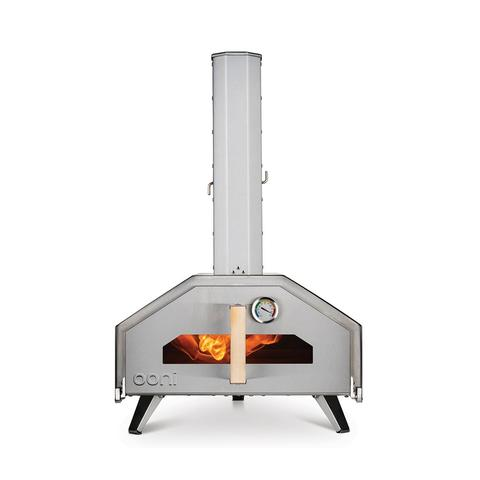 Ooni | Ooni Pro Outdoor Pizza Oven | Garden Grill And Pizza Oven