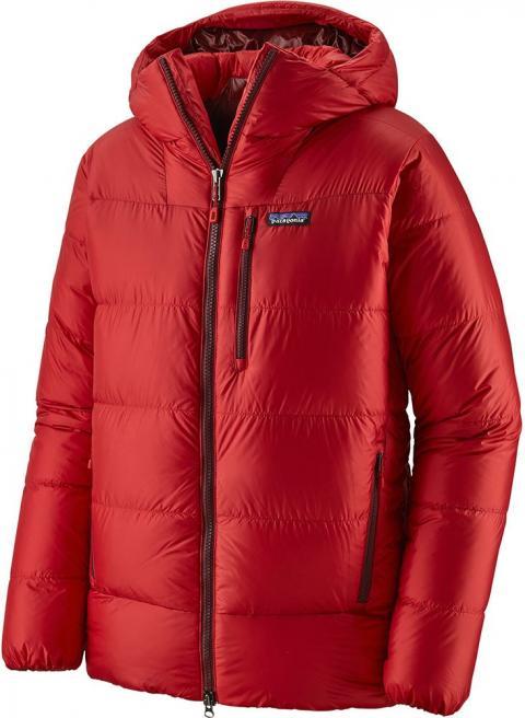 Patagonia Men's Fitz Roy Down Parka Jacket
