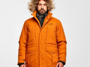 Peter Storm Men's Peter Parka, Orange/Orange