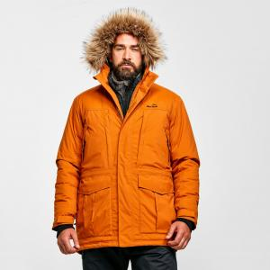 Peter Storm Men's Peter Parka, Orange/Orange