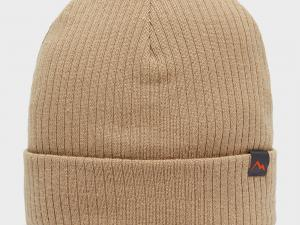 Peter Storm Men's Recycled Beanie, TAN/TAN