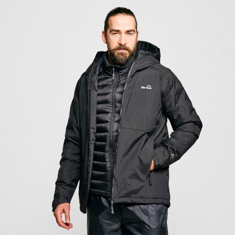 Peter Storm Men's Tech Insulated Jacket, BLACK/BLACK