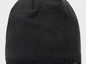 Peter Storm Men's Waterproof Beanie Hat, Black/BLK
