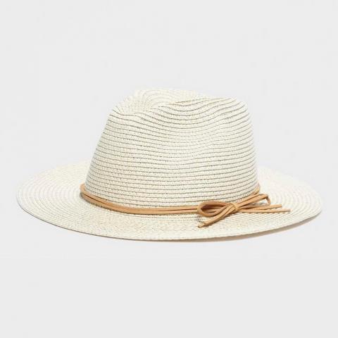 Peter Storm Women's Panama Hat, Beige/BGE