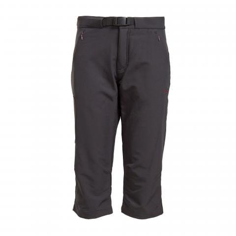 Peter Storm Women's Rapid Softshell Cropped Pants, BLK/BLK