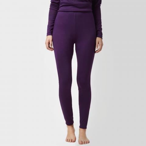 Peter Storm Women's Thermal Pants, PURPLE/PURPLE