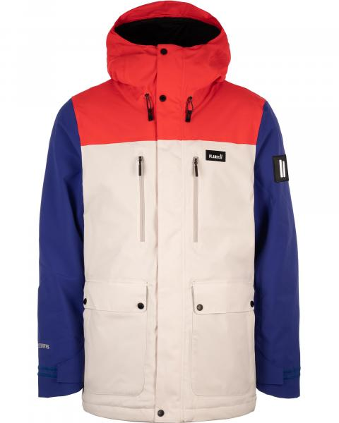 Planks Men's Good Times Insulated Ski Jacket