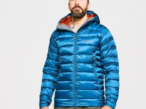 Rab Men's Electron Pro Jacket, Dark Blue/Dark Blue