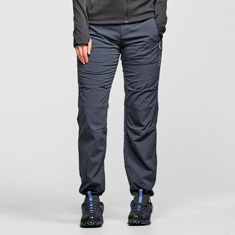 Rab Women's Incline VR Pants, Dark Grey/Dark Grey