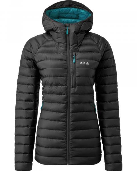 Rab Women's Microlight Alpine extra Long Jacket