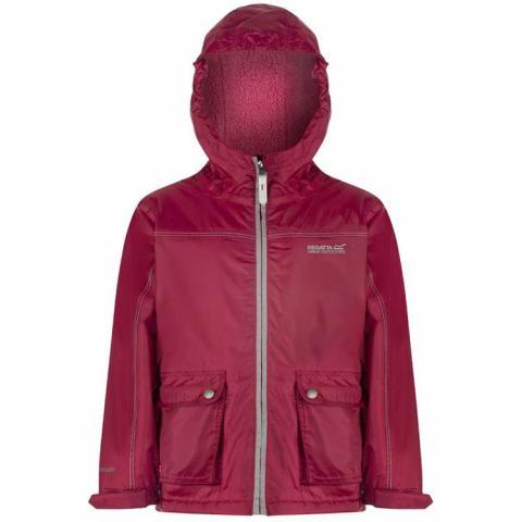 Regatta Kids' Malham Waterproof Jacket