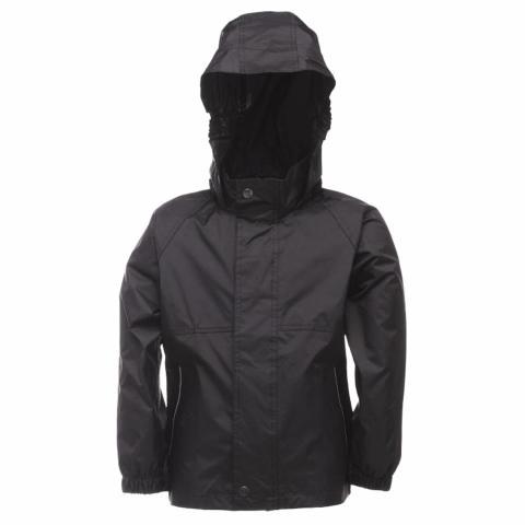 Regatta Kids' Packaway Waterproof Jacket