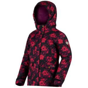 Regatta Kids' Rosebank Waterproof Jacket