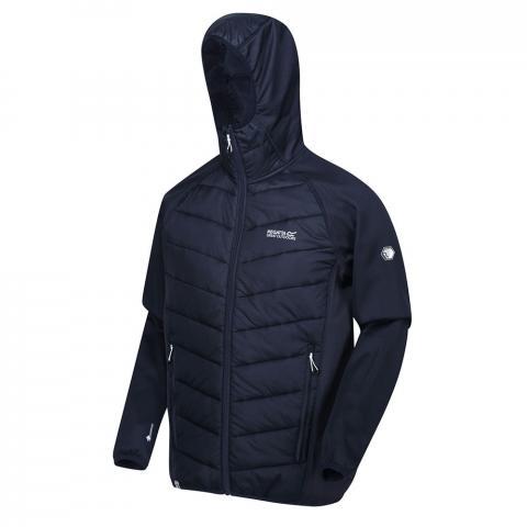 Regatta Mens Andreson V Insulated Hybrid Jacket