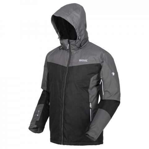 Regatta Mens Fincham Insulated Waterproof Jacket