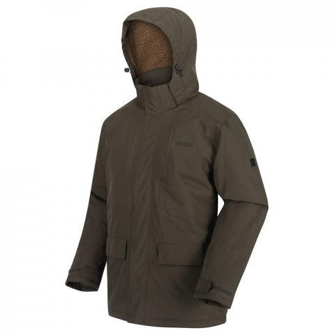 Regatta Mens Penryn Insulated Waterproof Jacket