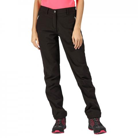 Regatta Womens Geo II Softshell Trousers
