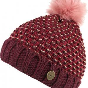 Regatta Women's Lovella Hat, BURGUNDY/WMNS
