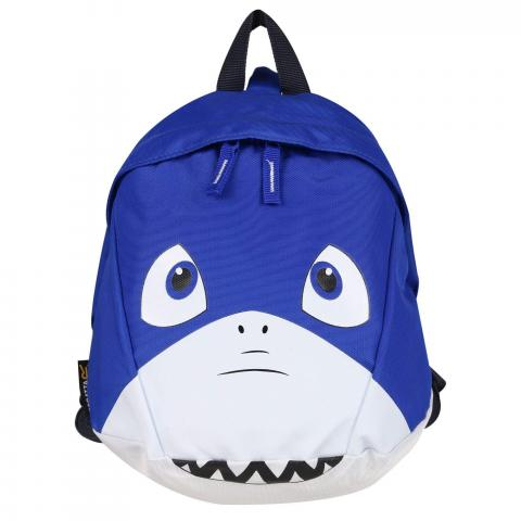 Roary Animal Backpack Blue (Shark)