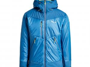 Salewa Men's Ortles 2 AWP Insulated Jacket, DARK BLUE/BLUE