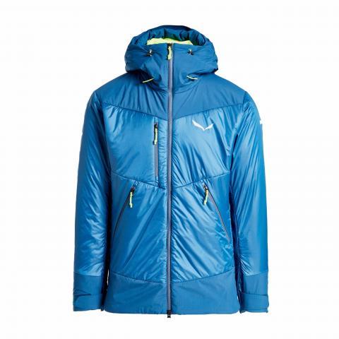 Salewa Men's Ortles 2 AWP Insulated Jacket, DARK BLUE/BLUE