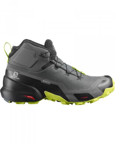 Salomon Men's Cross Hike Mid GORe-TeX Walking Boots
