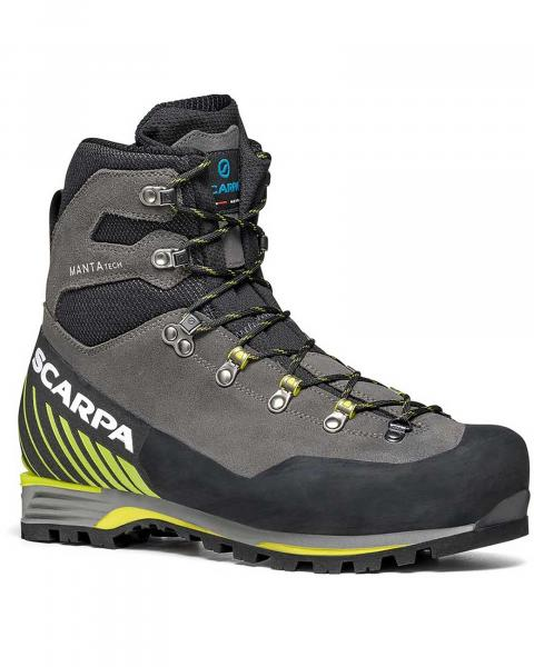 Scarpa Men's Manta Tech GORe-TeX Mountaineering Boots